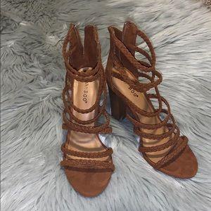 New, Bamboo heels!